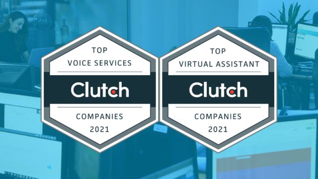 Sonnecto is honored to receive two Clutch Awards!